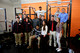Kevin Johnson donates weight equipment to Robbinsville HS 3/30/2015