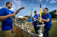 43rd annual Rocket Day at Robinson Elementary School in Hamilton