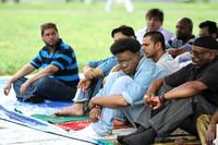 Masjidut-Taqwa of Trenton holds Friday prayers for Ramadan