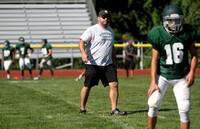 HS FOOTBALL (Scrimmage) - Steinert at Burlington Township