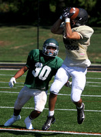 HS FOOTBALL (Scrimmage) - Hopewell Valley vs. Steinert