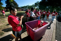 2015 New Student Move-In Day at Rider University