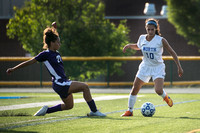 High Schools girls soccer West Windsor-Plainsboro North vs Monro