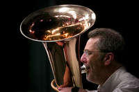 Philly Pops Brass Quintet at Notre Dame High School in Lawrence