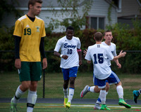 High School boys soccer West Windsor-Plainsboro South at Ewing
