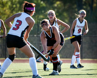 High School field hockey Allentown at Robbinsville