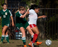 High School girls soccer Steinert at Trenton
