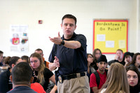 Anti-Bullying Month program at Bordentown Regional