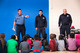 Trenton Fire Department visits YMCA for Fire Prevention Month