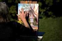 Paint Out at Jasna Polana benefits HomeFront