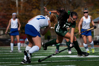 High School field hockey - East Brunswick at Princeton 2015-10-2