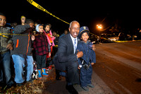 Trenton police hold 2nd Annual Trunk or Treat