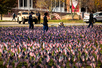Rider University Veterans Day Ceremony 2015