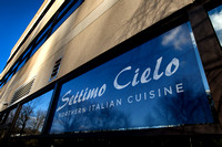 Bill of Fare at Settimo Cielo Hamilton