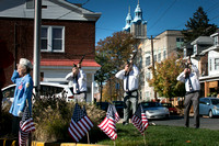 Mercer County Veterans Day ceremony held at Catholic War Veteran