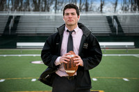 Times Co-Offensive Player of the Year Joe Immordino