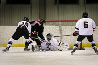High School ice hockey Mercer County Tournament semifinals: Hun