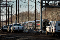 NJ Transit train strikes, kills person on tracks in North Brunsw
