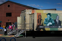 NJ Hall of Fame Mobile Museum comes to Stony Brook Elementary Sc