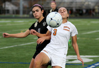 NJSIAA GIRLS SOCCER: Hopewell Valley at Somerville