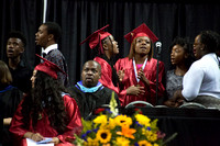 Trenton Central High School graduation 2016