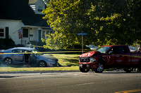 Hamilton Police investigate serious car crash