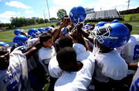 HS FOOTBALL: Ewing High School preseason