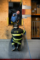 Trenton Fire Department trains on lifesaving 'Bailout' equipment