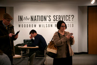 New exhibit at Princeton University revisits Woodrow Wilson