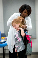 Military children get back-to-school help from Operation Homefro