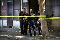 Police investigate shooting on Stuyvesant Ave