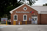 Bank of America branch robbed in Trenton