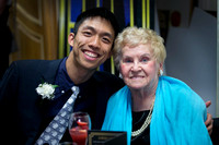 You must be at least 100 to attend! Centenarian Senior Prom held