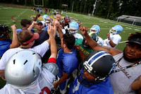 Sunshine Football Classic practice session in Hopewell