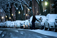 N.J. wakes up to light snow Friday