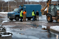 Water main break in Trenton forces justice complex closure