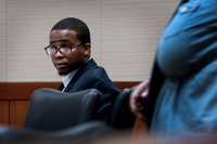 Murder trial of Zaire Jackson