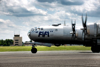 WWII B-29 bomber is back to the future