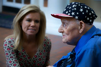 104-yr-old veteran takes to the skies one more time