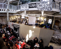 Trenton Punk Rock Flea Market celebrates Halloween 2016