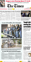 2011 Times of Trenton Front Page prints