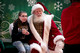 Caring Santa meets special needs kids at Quaker Bridge Mall