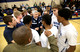 BOYS BASKETBALL: Trenton at Notre Dame 2/23/2015