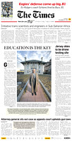 2013 Times of Trenton Front Page prints