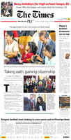 December 27, 2013, Times Page 1