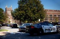 Princeton High School evacuated after bomb threat