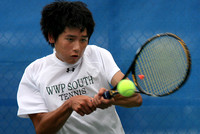 Boys Tennis state semifinals WWPS and Hopewell 5/25/2012