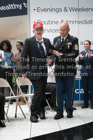 Veterans awarded New Jersey Distinguished Service Medal