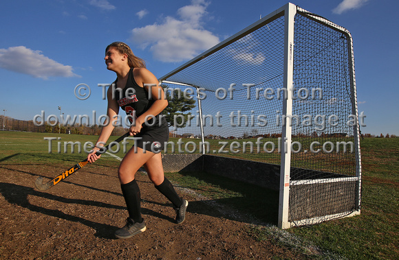 Allentown's Mary Bellotti: Times of Trenton Field Hockey Player of the Year 2016