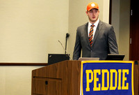 National Letter of Intent day at the Peddie School